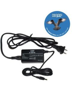HQRP AC Adapter / Power Supply compatible with Tascam DR-1 / DR-2D / DR-07 / GT-R1 / DR-100 / DP-008 Recorder plus HQRP Coaster