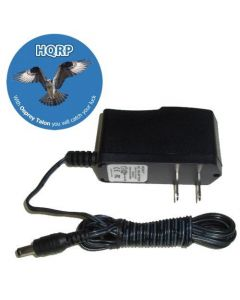 HQRP AC Adapter for BOSS RC-3: Loop Station / CS-3: Compression Sustainer / LS-2: Line Selector / NS-2: Noise Suppressor plus HQRP Coaster