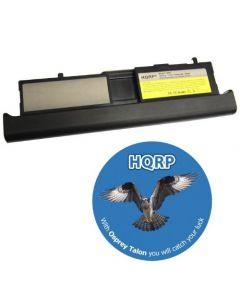 HQRP Laptop Battery for Lenovo 57Y6450 / 57Y6452 / L09M4T09 / L09M8T09 / L09S4T09 / L09S8L09 replacement plus HQRP Coaster