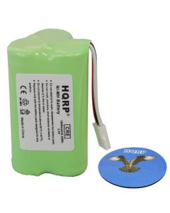 HQRP Battery compatible with Logitech Z515 S-00096 A-00026 S-00116 S00116 984-000181 984000181 Rechargeable Speaker plus HQRP Coaster