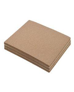 HQRP 1/4-Sheet 60-Grit 100-Grit 150-Grit 220-Grit Sandpaper for SKIL 7292-01 7292-02 Sander, 40 Pack, 10 Each of 4 Grits