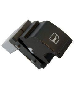 HQRP Power Window Switch for Volkswagen GTI 2006 2007 2008 2009 2010 2011 plus HQRP UV Meter