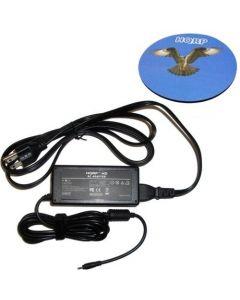 HQRP Heavy-Duty AC Adapter / Charger / Power Supply Cord for Asus Eee PC R11CX / R11CX-BLK002S / R11CX-WHI002S Netbook / Subnotebook plus HQRP Coaster