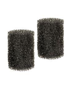 HQRP 2-pack Prefilter Foams for Tetra Pond FK3 / #26594 Filtration Fountain Kit + HQRP Coaster