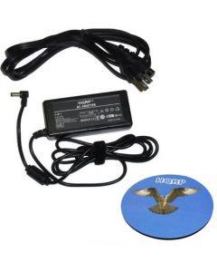 HQRP AC Adapter / Power Supply Cord for Boss Roland PSB-7U PSB7U PSB-3U PSB3U ACG-120 ACG120 ASA-120 ASA120 Replacement plus HQRP Coaster