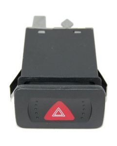 HQRP Emergency Hazard Flasher Switch 1J0 953 235J 01C / 1J0953235J Volkswagen Replacement plus HQRP UV Meter