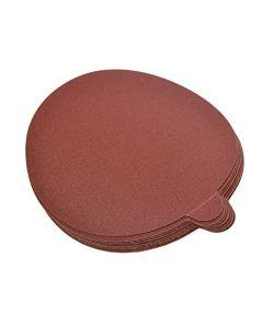 "HQRP 6-Inch 120-Grit Self Stick Sanding Discs for Craftsman Random Orbit Sander Sandpaper 6"", 30 Pack"