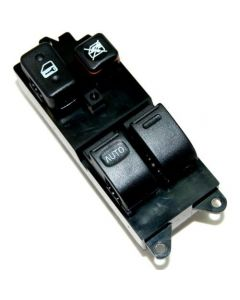 HQRP Master Window Switch for Toyota Tacoma model 1995 / 1996 / 1997 / 1998 / 1999 / 2000 plus HQRP Coaster