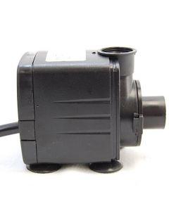 HQRP Submersible Water Pump for Fountain, Waterfall Lamp, Terrarium, Aquarium, Humidifier, Drainage, Pond, Hydroponic, Fish Tank 400 GPH + HQRP Coaster
