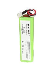 HQRP 2500mAh Battery for FLUKE 2446641 3105035 88M3095 Ti-10 Ti-20 Ti20-RBP Ti-25 TiR TiR1 Thermal Imager + HQRP Coaster